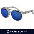 CHARI&CO チャリアンドコー EYEWEAR TRANCEPARENT CLIPON