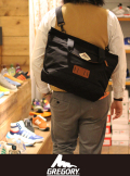 GREGORY グレゴリー SUNRISE TOTE BAG BLACK