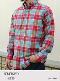 INDIVIDUALIZED SHIRTS インディヴィジュアライズドシャツ マドラスチェックシャツ