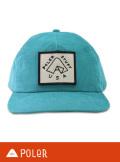 POLeR ポーラー  FLOPPY CORD TENT HAT