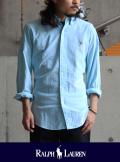 POLO RALPH LAUREN ポロ ラルフローレン L/SオックスB.Dシャツ