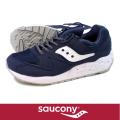 Saucony サッカニー GRID9000  Navy/White