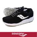 Saucony サッカニー GRID9000  Black/White