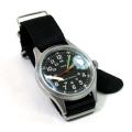 TIMEX for J.CREW ミリタリーウォッチ 腕時計 BLK