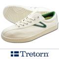 TRETORN トレトン NYLITEナイライト キャンバス WHITE /GREEN