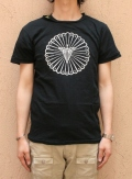 What Goes Around Comes Around   S/SプリントTシャツ SWORD BLK
