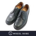WHEEL ROBE ウィールローブ PLAIN TOE NAVY