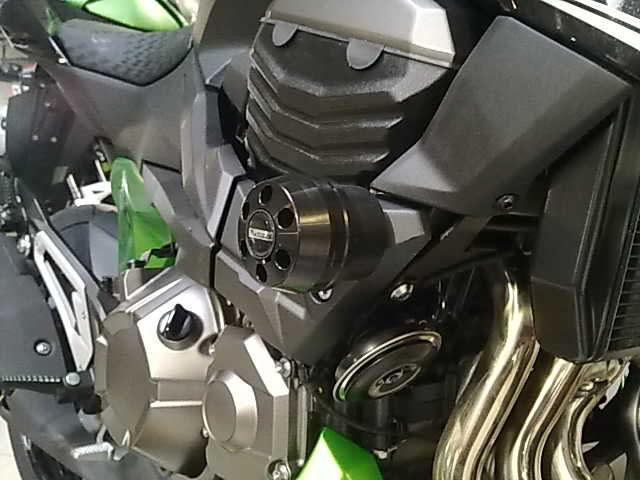 P&A International ����å���ѥå� X-Pad Kawasaki Z800 ('13-)