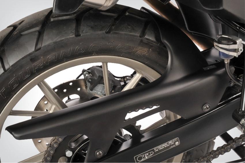 XTREME リアインナーフェンダー G650GS / F650GS / F650GS Dakar