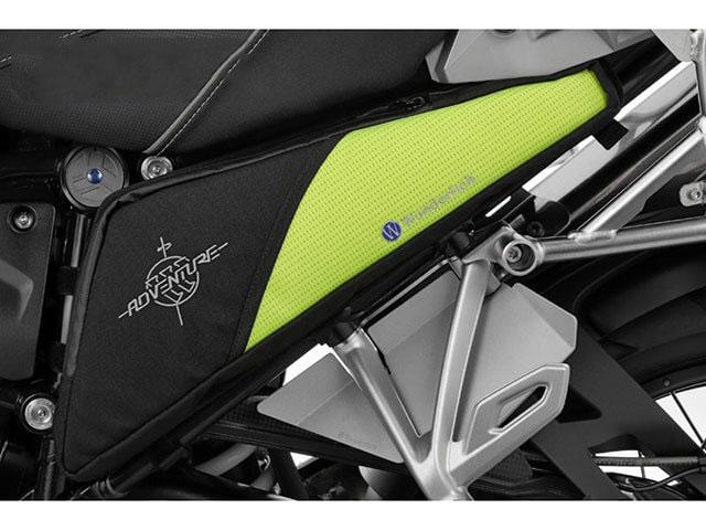 ワンダーリッヒ サイドフレームバック ブラック R1200GS / R1200GS Adv. / R1200R / R1200RS