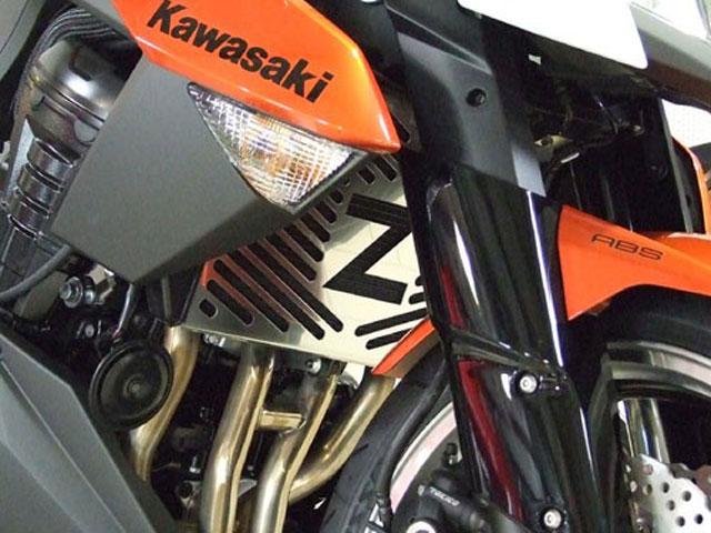 Kawasaki Z1000('09-'10) オイルクーラーガード