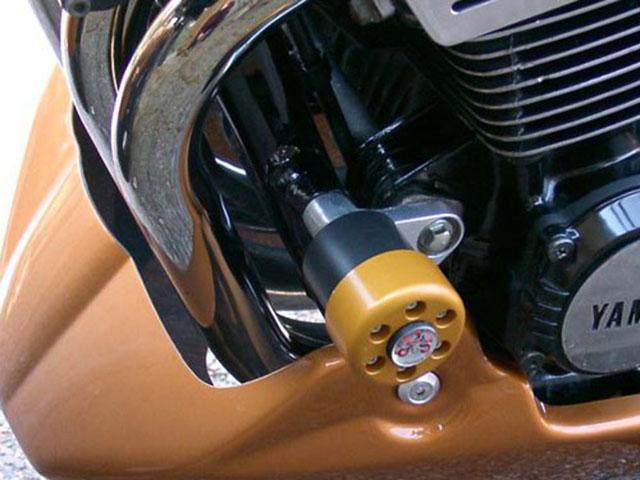P&A International ����å���ѥå� X-Pad  Yamaha XJR1300 / XJR1300C / XJR1200