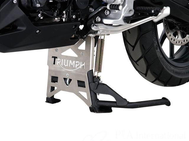 ヘプコ&ベッカー センタースタンドプロテクションプレート Triumph Tiger 1200 Explorer