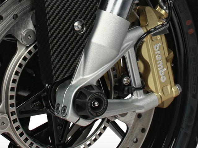 ワンダーリッヒ DoubleShock クラッシュプロテクター S1000RR('10-) / S1000R('14-)