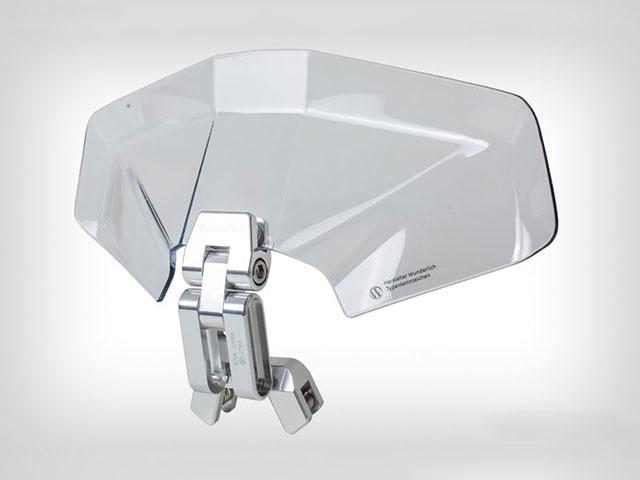 ワンダーリッヒ 正規品 アジャスタブル 3D plusスクリーンスポイラー