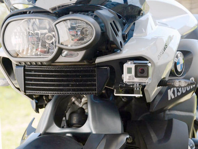 ワンダーリッヒ アクションカメラホルダー BMW K1300R
