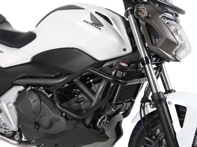 ヘプコ&ベッカー 正規品 エンジンガード (ブラック) ホンダ NC750S/NC700S