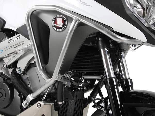 ヘプコ&ベッカー 正規品 エンジンガード Stainless Steel Honda VFR800X Crossrunner('15-)