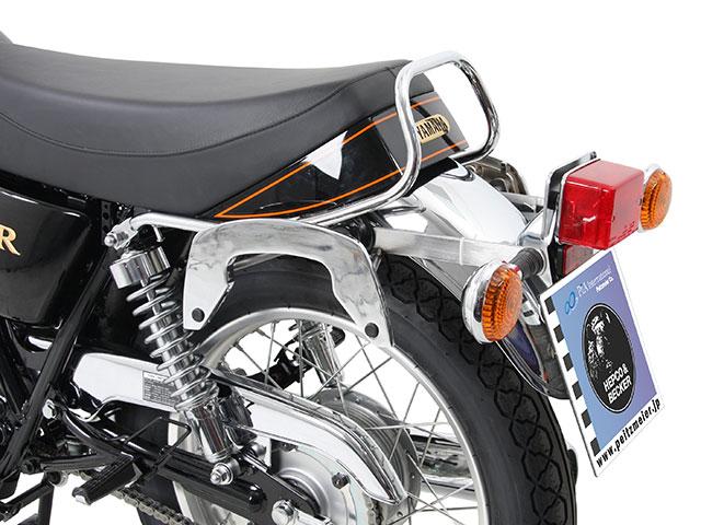 ヘプコ&ベッカー 正規品 ヤマハ SR400 C-Bow