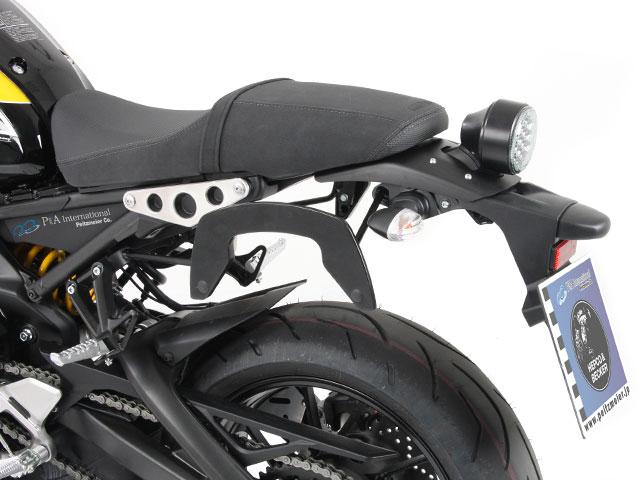 ヘプコ&ベッカー 正規品 サイドソフトケースホルダー(キャリア)「C-Bow」 ヤマハ XSR900 タンデムステップ搭載車