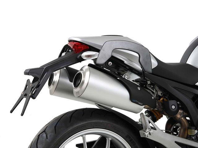 ヘプコ&ベッカー 正規品 サイドソフトケースホルダー(キャリア)「C-Bow」 Ducati Monster 696/796/1100