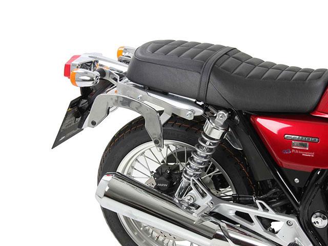 ヘプコ&ベッカー 正規品 サイドソフトケースホルダー(キャリア)「C-Bow」 HONDA CB1100 EX