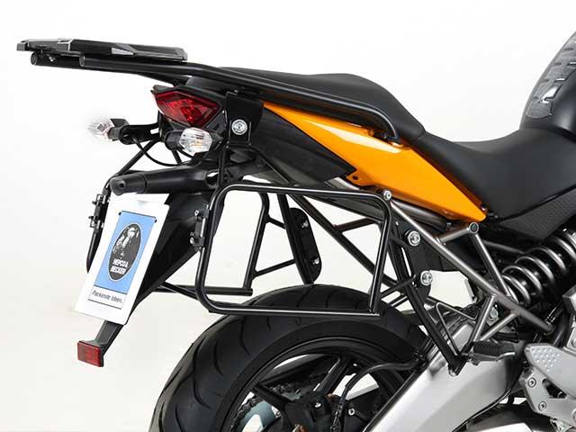 �إץ����٥å��� ������ Kawasaki Versys ('10-) �����ɥ������ۥ����(����ꥢ)(Lock it system) �֥�å�