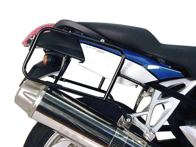ヘプコ&ベッカー 正規品 サイドケースホルダー(キャリア) ブラック BMW K1200/1300S