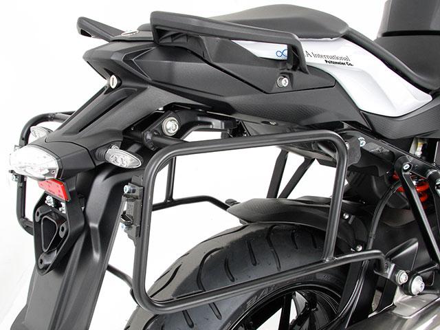 ヘプコ&ベッカー 正規品 サイドケースホルダー(キャリア) (Lock it system)  BMW S1000XR