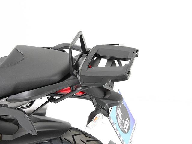 """ヘプコ&ベッカー 正規品 Ducati Multistrada 1200 / S ('15-) トップケースホルダー(キャリア) """"アルミラック"""""""