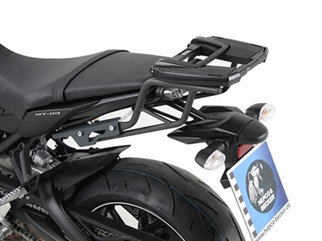ヘプコ&ベッカー 正規品 トップケースホルダー(キャリア) Easyrack / イージーラック Yamaha MT-09