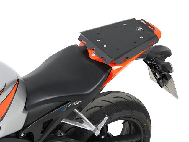 ヘプコ&ベッカー 正規品 タンデムシート置換型リアラック「Speedrack EVO」 HONDA CBR1000RR('08-'13)
