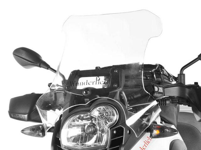 ワンダーリッヒ ERGO スクリーン クリアー / スモーク G650GS
