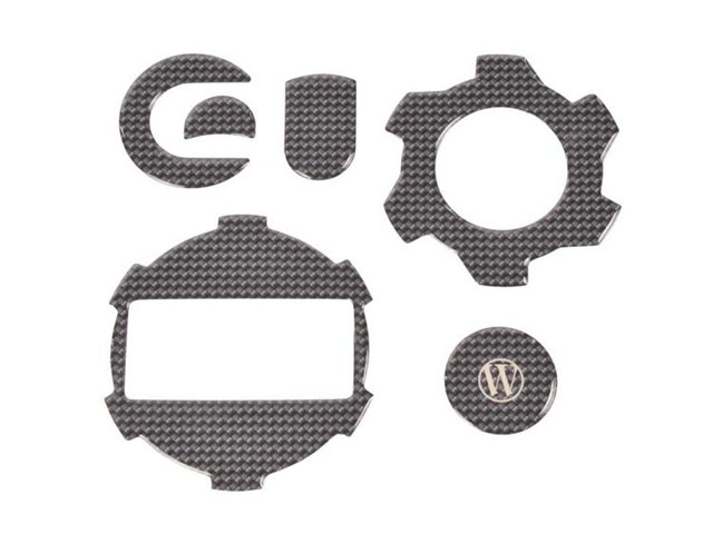 ��������å� F650/700/800GS/F800R/S/ST �⡼�����ѥåɥ��å� Carbon Style