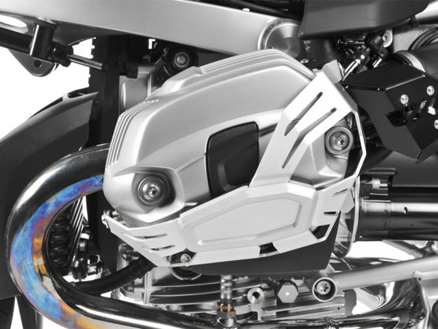 Wunderlich バルブカバー&ヘッドカバープロテクター BMW R1200GS/R('11-)