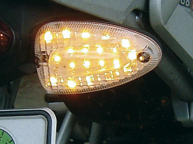 Wunderlich LEDウインカーユニットLRセット