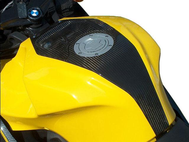 ワンダーリッヒ カーボンバッテリー&タンクカバー BMW K1200/1300S