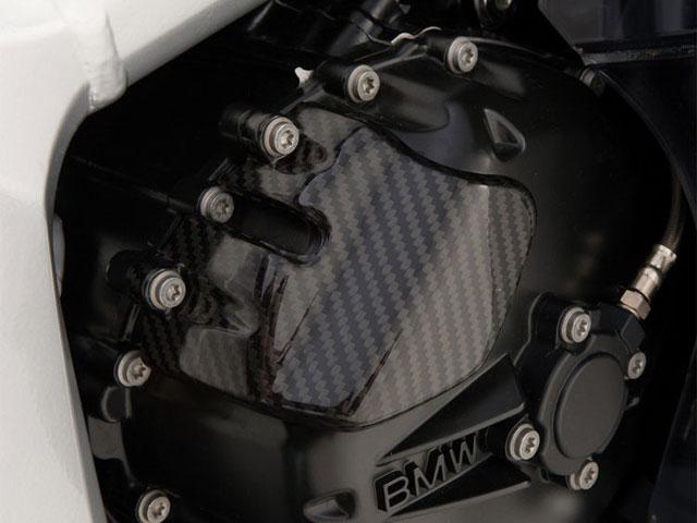 カーボン クラッチカバー BMW K1300R/ K1300S/ K1200R/ K1200R Sport/ K1200S
