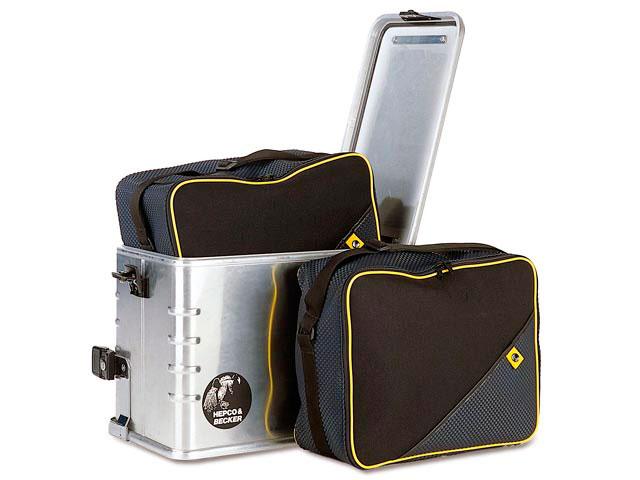 ヘプコ&ベッカー 正規品 AluStandatdTC35 / Gobi サイドケース用 インナーバッグ