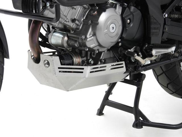 ヘプコ&ベッカー エンジンアンダーガード SUZUKI DL 650 V-Strom