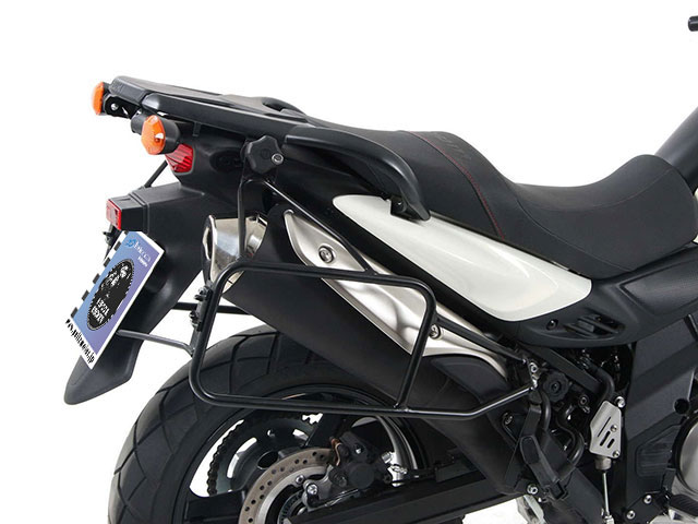 ヘプコ&ベッカー 正規品 SUZUKI DL650 V-Strom サイドケースホルダー(キャリア) (Lock it system)