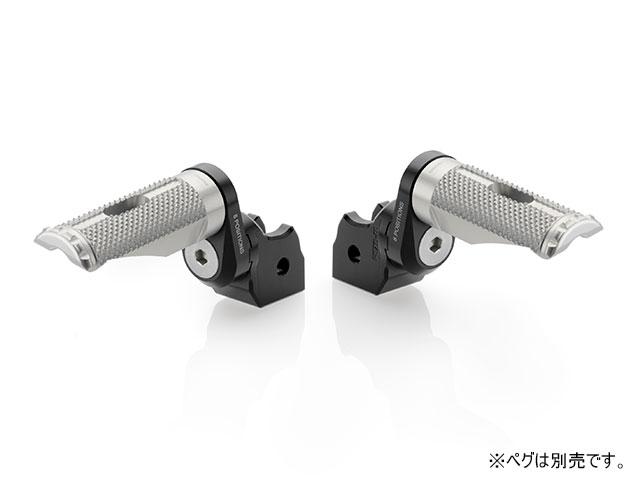 rizoma / リゾマ 正規品 ライダー&パッセンジャー 可変ペグアダプター 左右セット