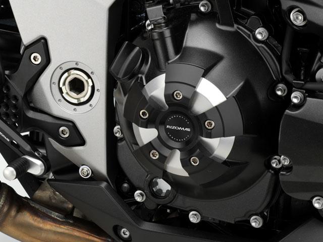 RIZOMA エンジンプロテクション  Kawasaki Z1000 ('07-'09)