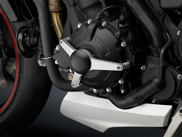 rizoma / リゾマ 正規品 エンジンガード(Left) Triumph SpeedTriple