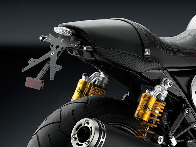 rizoma / リゾマ 正規品 ナンバープレートサポート フェンダーレスキット Yamaha XJR1300C