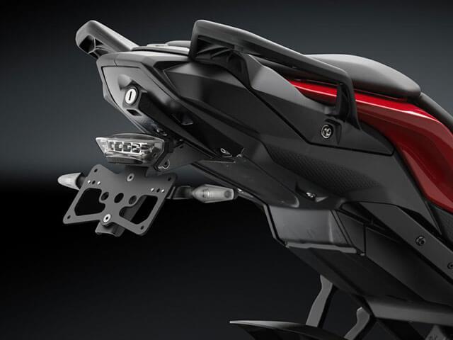 rizoma / リゾマ 正規品 ライセンスプレートサポート BMW S1000XR