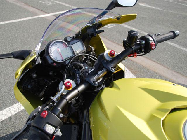 AC Schnitzer S1000RR用 Superbike Kit トップブリッジ/ハンドルバー
