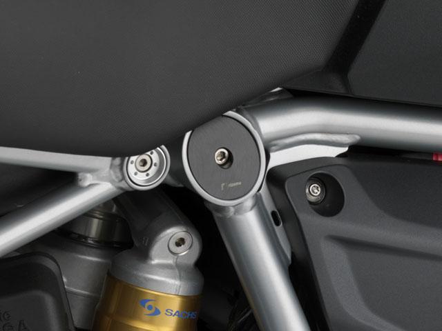 RIZOMA/リゾマ 正規品 フレームホールキャップキット BMW R1200GS LC('13-)