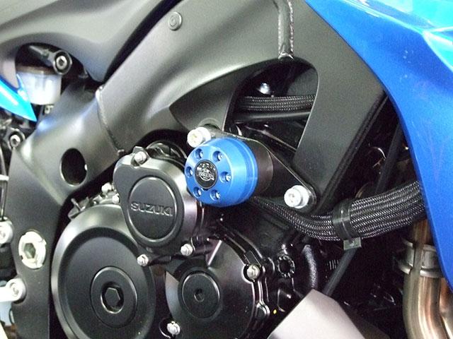 P&A International クラッシュパッド X-Pad Suzuki GSX-S 1000