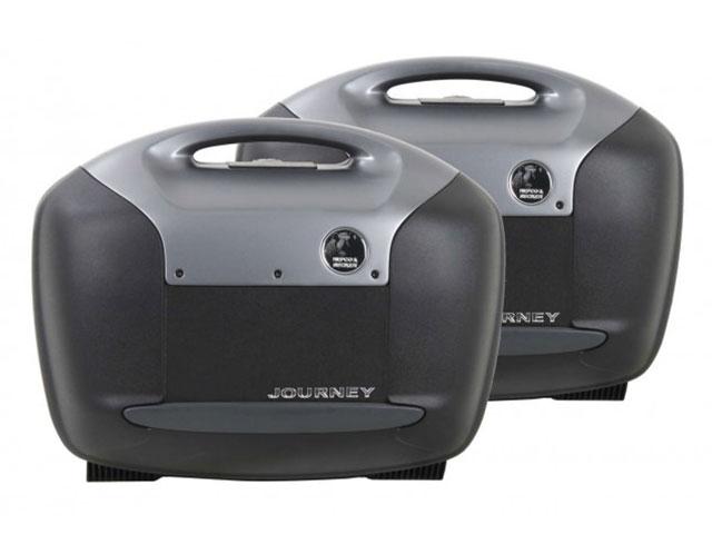 ヘプコ&ベッカー 正規品 サイドケース ジャーニー Journey 42 アークティック